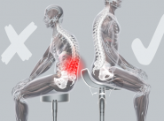 How Bad Posture can Cause Back & Neck Pain