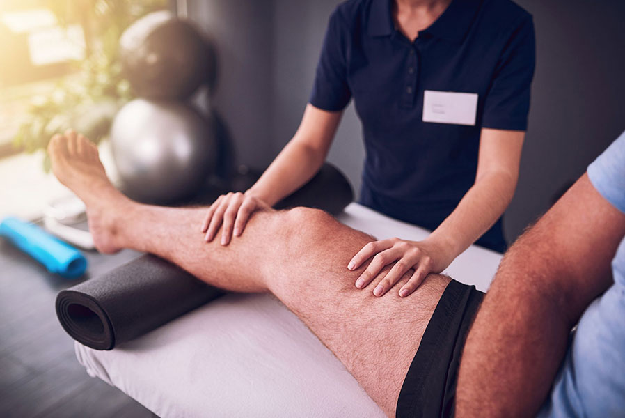 Exercises after a Total Knee Replacement